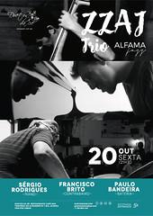 CONCERTO ALFAMA JAZZ - Duetos da Sé - Alfama Lisboa - SEXTA-FEIRA 20 DE OUTUBRO 2017 - 21h30 - ZZAJ TRIO (Duetos da Sé) Tags: duetosdasé alfamajazz jazz concertojazz jazzconcert jazzmusic gastronomia gastronomy noitedejazz jazznight jantar dinner music concert concerto música intimista piano contrabaixo bateria zzajtrio sérgiorodrigues franciscobrito paulobandeira musica musique konzert konzerte arte art artistas artista instrumental intimate intimiste concertos conciertos concerts café bar restaurante restaurant nuit noite night noche duetosdase live abendessen dîner cena espectáculos espectáculo spektakel musical show shows alfama lisboa lisbon lisbonne lissabon portugal concierto concerti concerten koncerter konsertit outubro october 2017 лиссабон worldmusic