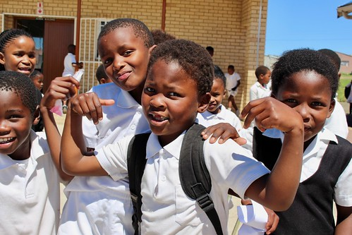International Day of the Girl Child: South Africa