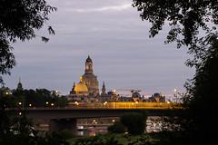 Die Frauenkirche (philipp_lohr) Tags: dresden nacht sehenswürdigkeiten strasenfotografie