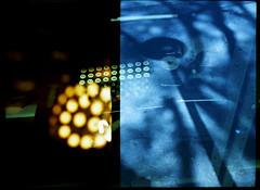 Imagem 9 (terencekeller) Tags: doubleexposure duplaexposição 2cameras1film 2câmeras1filme double exposition dupla exposição canon canondemiee17 demi ee17 canonetql17giii canonet ql17 giii 30mm 40mm halfframe meioquadro half meio kodak proimage terencekeller analogue epson v370 35mm film twocamerasonefilm duascâmerasumfilme