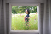 Picture frame (ai3310X) Tags: carlzeiss ycontax planar t1450 portraits ポートレート 昭和記念公園