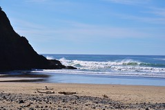Oregon 2017 402 (56) (bigeagl29) Tags: florence oregon or coastline beach scenic tourist scenery waves lakes sand surf