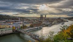 Passau (Donau) (muman71) Tags: dsc1245 nikon passau bayern 2017 altstadt donau germany 24mm sigma