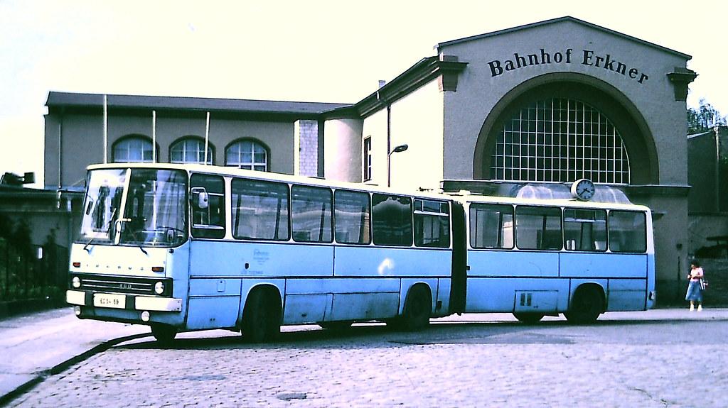 The world 39 s best photos of bus and deutschland flickr for Ikarus frankfurt