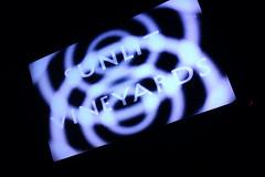 IMAG0456 [ps] - Ye Shall Believe! (Anyhoo) Tags: anyhoo photobyanyhoo london england uk australia australruby australianwine ad advert advertising advertisement bw blackandwhite projection britishlibrary propagandapowerandpersuasion graphic design bold text writing lettering sunlitvineyards ripples rings annular concentric hypnosis