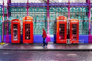 Colours Delight - Smithfield Market, London, UK