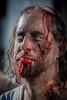 The 1000 yard stare.. (Andy J Newman) Tags: nikon bristol colour d500 color colorexex zombie zombiewalk walk england unitedkingdom gb