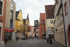 Ingolstadt, Germany, October 2017