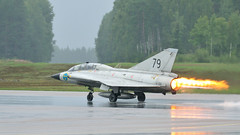 SE-DXP (Arndted) Tags: saabinthesky saab saab35 saab35draken sk35cdraken sk35c draken 35draken swedishairforcehistoricflight swedishairforce swafhf swaf flygvapnet sweden sverige afterburner jet nyköpingflygmotordag nyköping skavsta aircraft airshow airplane aviation airforce flygplan rain nikon d300s sigma ex100300f4