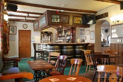The Barrels (innpictime ζ♠♠ρﭐḉ†ﭐᶬ₹ Ȝ͏۞°ʖ) Tags: pub bar hereford interior inn servery barroom furnishings c18 wyevalleybrewery