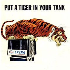 Put A Tiger In Your Tank 1960s (Mad Men Art) Tags: vintage ads ad vintageads advertising vintageadvertising vintagemagazines vintageposters graphicdesign vintageart adart advertisingart madmen madmenart vintageillustration vintagemagazinecovers sexappeal vintagecars travelposters cocacola marilynmonroe desoto twa santafe timemagazinepepsi luckystrike cadillac studebaker jantzen cosmopolitan lifemagazine vintageadvertisingposters museum painting lady style 1960 1960s esso tiger putatigerinyourtank