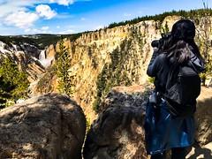 2017-09-29 15.03.53 (Maryna Beliauskaya) Tags: yellowstone nationalpark usa travel exploreusa travelphoto trip roadtrip park geyser nature outdoor lifestyle rock sky