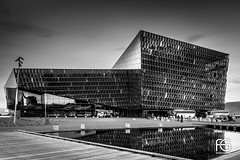 Harpa bw (Fabien Georget (fg photographe)) Tags: harpa architecture bâtiment city bw iceland islande landscape paysage sky ayezloeil beautifulearth bigfave canoneos600d canon elitephotography elmundopormontera eos fabiengeorget fabien fgphotographe flickr flickrdepot flickrunited georget geotagged flickunited mordudephoto paysages perfectphotograph perfectpictures wondersofnature wonders supershot supershotaward theworldthroughmyeyes shot nb photography photo greatphotographer french touch monument eau waterscape reykjavik