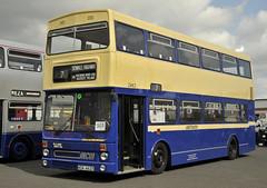 NOA462X West Midlands 2462 (martin 65) Tags: mcw metrobus westmidlands northern 17917 international showbus donnington vehicle vintage bus buses road transport nottinghamshire leicestershire