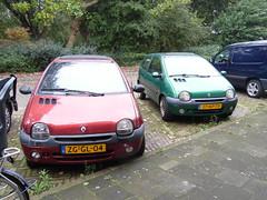 Renault Twingo 1.1 (04 05 1999 / 12 10 2001) (brizeehenri) Tags: renault twingo 1999 2001 zggl04 37hptv vlaardingen