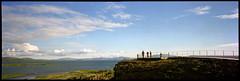 Þingvallavatn from Þingvellir (tonywright617) Tags: vikinghat tourist thingvellir thingvallavatn iceland fujica g617 panoramic fuji iso400 120 mediumformat film analogue fullframe