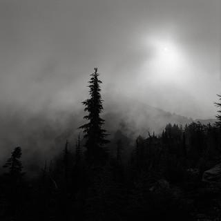 Near Mount Thielsen, Oregon