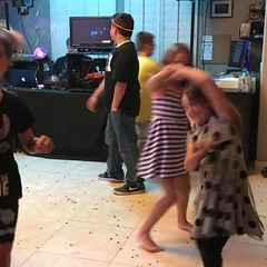 "Dancing - Birthday Party • <a style=""font-size:0.8em;"" href=""http://www.flickr.com/photos/131449174@N04/36994599944/"" target=""_blank"">View on Flickr</a>"
