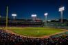 Fenway Park Night (michaelheiner) Tags: fenway park boston baseball red sox diamond green monster