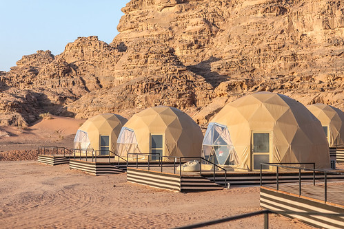 The Martian Camp