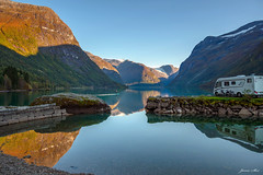 A Beautiful September Day in Loen (janne.skei) Tags: loen september autumn reflectoin mirror camper camping motorhome mountains sky blue bicycle rock water alone surfer light snow adventure beautiful background beautifulexpression bright beach color colorful fall green grass golden glorious girl happy wildlife journey fjord lake lovely landscape love lonely moment magic minimalistic nature norway norge ngc nostalgic nice outdoor orange olympus peace people raw sun sunshine seascape sunset shadow shade silhouette sand trees theunforgettablepictures travel upsidedown vacation yellow