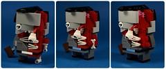 05 (manufacturajarema@wp.pl) Tags: lego zombie brickheadz brain