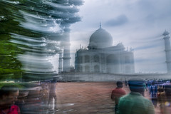 Taj_Mahal_In_My_Dreams (Sudharsan Ravikumar) Tags: taj mahal agra fort cwc delhi chennai weekend clickers nbc incredible india chained controversy yamuna architecture mumtaz shiva temple sr sudharsan ravikumar