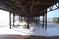 under (curly_em) Tags: brighton eastsussex england seaside pier brightonpier sunshine sea beach