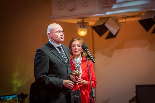 Eesti Muusikanõukogu muusikapreemiad 2017.  Ansambel Triskele (Janno Mäe)