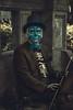 Old Catrín (Spectre James Bond) (Isaac Franco) Tags: catrina catrin diademuertos méxico mexico cdmx skull calavera bones huesos old señor people smoking tuxedo jamesbond spectre