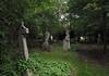 york cemetery (Johnson Cameraface) Tags: 2017 september autumn olympus omde1 em1 micro43 mzuiko 1240mm f28 johnsoncameraface yorkcemetery cemetery york graveyard northyorkshire yorkshire headstone statue tombstone