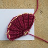 A crochet fan in need of squaring off (crochetbug13) Tags: crochet crocheted crocheting crochetbug crochetcrazyquilt crochetfan crochetafghan crochetblanket crochetthrow embroidery embroideredcrochet
