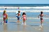 Kids In The Ocean (Joe Shlabotnik) Tags: july2017 higginsbeach boogieboard violet 2017 maine gabriella carolina everett ocean beach afsdxvrnikkor55300mm4556ged