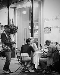 """Rose"" (giannipaoloziliani) Tags: dog iphonephotography capturedmoments capturestreets evening capture flickr biancoenero monochrome monocromatico blackandwhite street italy genova genoacity streetphotography rose"