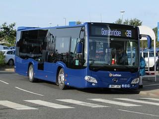 Lothian Buses - 00000 - BN17JVC - Lothian-Buses20170785
