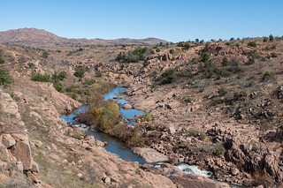 Wichita Mountains Bison Trail