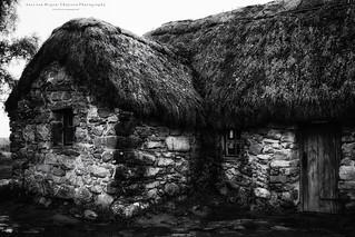 The Highland House - Leanach Cottage