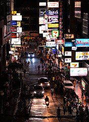 Bangkok night (poludziber1) Tags: street streetphotography skyline summer city colorful cityscape color colorfull capital bangkok light night travel traffic thailand urban