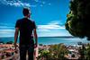 Lisbon from São Jorge Castle (vaseHAUS) Tags: saint george castle stone lisbon portugal clouds nature beauty blue sky blueksy cityscape city amazing view sea self portrait seascape