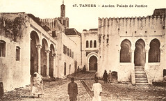 Tanger - Ancien Palais de Justice (pepandtim) Tags: postcard old early nostalgia nostalgic tangier tangiers ancien palais justice lebrun frères 1933 st ives house cim combier imprimeur printer macon jean 1907 1982 subjects smithsonian american art museum washington henry ossawa tanner flight egypt 1908 visit 1912 dewey mosby curator exhibition national geographic 1859 1937 african artist realist painter 35tap45 tanger arch column