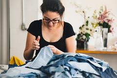 COMAS gleicebueno-8972 (gleicebueno) Tags: upcycling reciclagem textil artesanal handmade autoral comas manual mercadomanual redemanual augustinacomas moda fashion slowfashion hands mãos