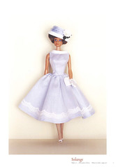 Solange--The Pattern (toomanypictures1) Tags: solange barbie mode book pattern problem vintagebarbie silkstone modelmuse