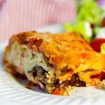 Mexikanische Casserole mit Käse thumbnail