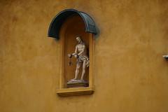 Augsburg, Fuggerei (clemensgilles) Tags: augsburg bayern deutschland germany stadt fuggerei city autumn herbst