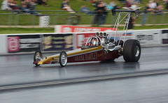 National Finals_6998 (Fast an' Bulbous) Tags: car vehicle automobile racecar dragster drag strip race track fast speed power acceleration motorsport nikon d7100 gimp outdoor santapod
