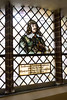 Image in stained glass (quinet) Tags: 2017 germany kirche lübben paulgerhardt spreewald church glasmalerei stainedglass vitrail église brandenburg