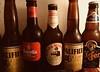 Nice assortment of refreshments currently dominating my fridge. (boloveselvis) Tags: bier beer bottled assortment estrella pacifico refridgerator cerveza