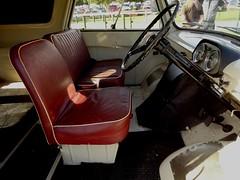 Bedford Van Interior (mrd1xjr) Tags: bedford van interior
