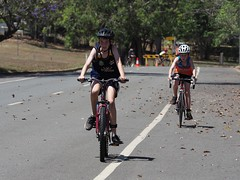 "Avanti Plus Duathlon, Lake Tinaroo, 07/10/17-Junior Race • <a style=""font-size:0.8em;"" href=""http://www.flickr.com/photos/146187037@N03/37567766281/"" target=""_blank"">View on Flickr</a>"