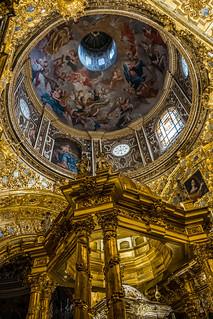 Basilica of San Juan de Dios,Granada, Spain